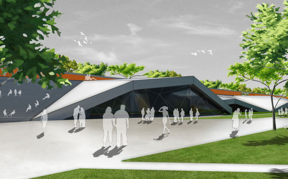 Adana Mimar Sinan Parkı Proje Yarışması