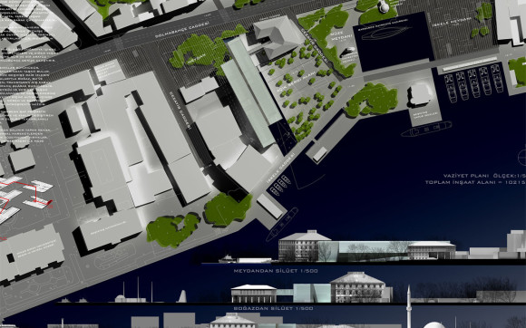 İstanbul Naval Museum Competition